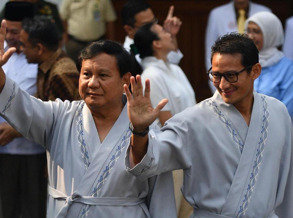 Prabowo-Sandiaga Terus Jualan Emak-emak