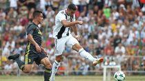 Video: Gol Perdana Ronaldo di Juventus