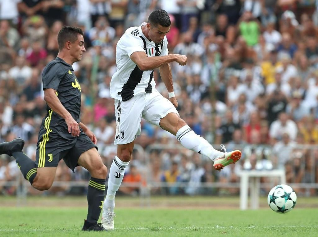 9 Calon Top Skor Liga Italia Musim Ini, Termasuk Cristiano Ronaldo