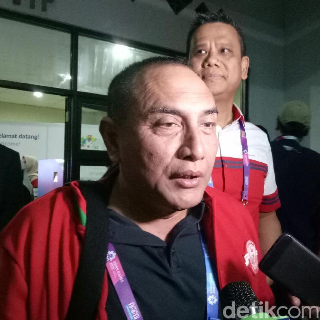 Edy Rahmayadi Sentil Umuh yang Bikin Indonesia Terlihat Primitif