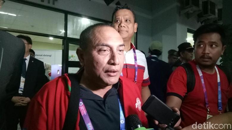 Dilantik Jadi Gubernur Sumut, Apakah Edy Rahmayadi Mau Mundur dari PSSI?