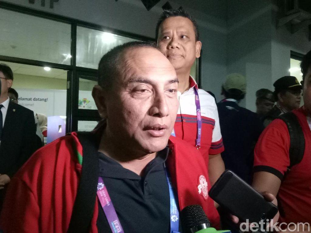 Ketum PSSI Ikut Keluhkan Wasit Indonesia Vs UEA