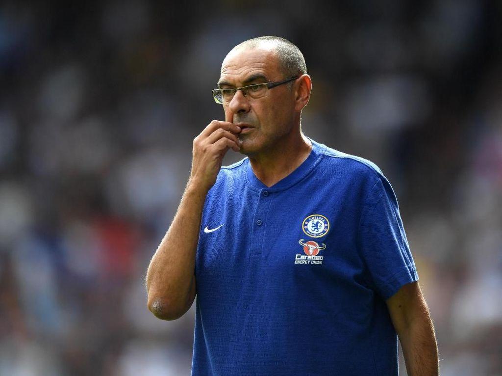 Maurizio Sarri, Sepakbola yang Menyenangkan, dan Revolusi Chelsea