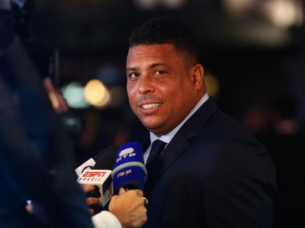 Senang Inter Balik ke Liga Champions, Ronaldo Tetap Favoritkan Madrid