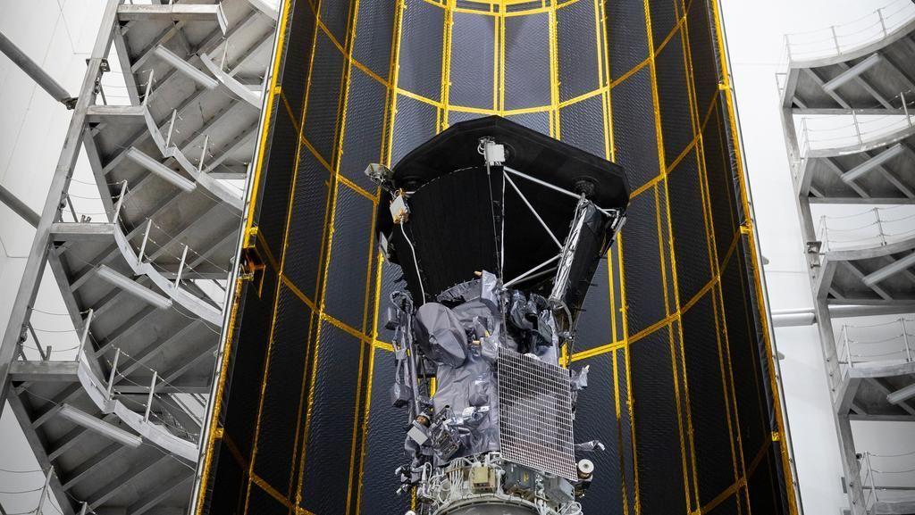 Canggihnya Penjelajah Matahari NASA, Ngebut 700 Ribu Km per Jam