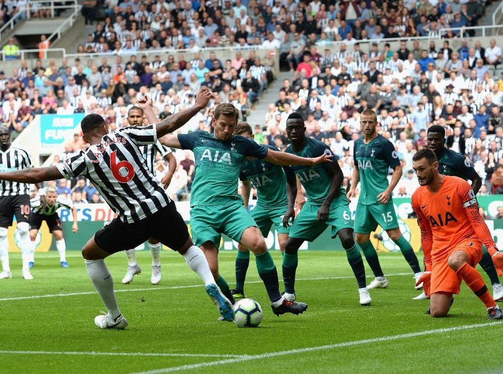 Tottenham Tertantang Bungkam Kritik soal Transfer