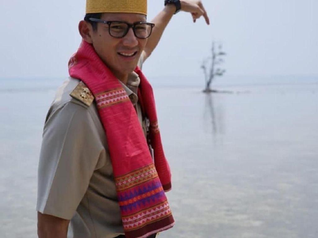 Yuk Kenalan dengan Produsen Kacamata Favorit Sandiaga Uno