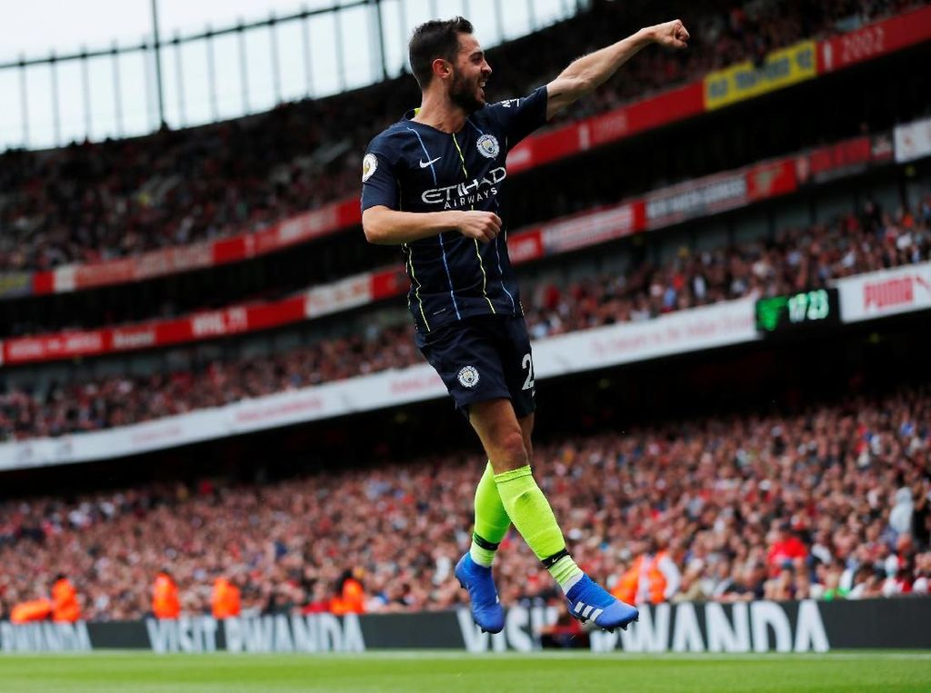 City: Banyak Tim Tangguh, Liga Inggris Musim Ini Takkan Mudah