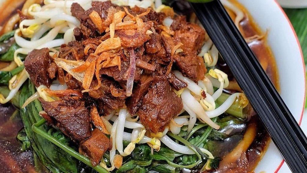 Gurih Renyah Mie Kangkung yang Mantap Buat Makan Siang