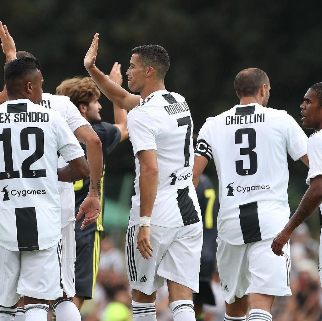 Juventus Lebih Kuat dari Real Madrid, tapi...