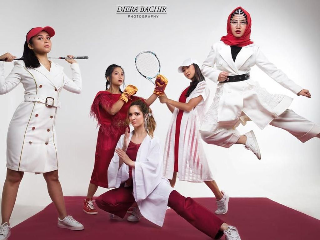 Andai Girl Squad jadi Atlet di Asian Games 2018