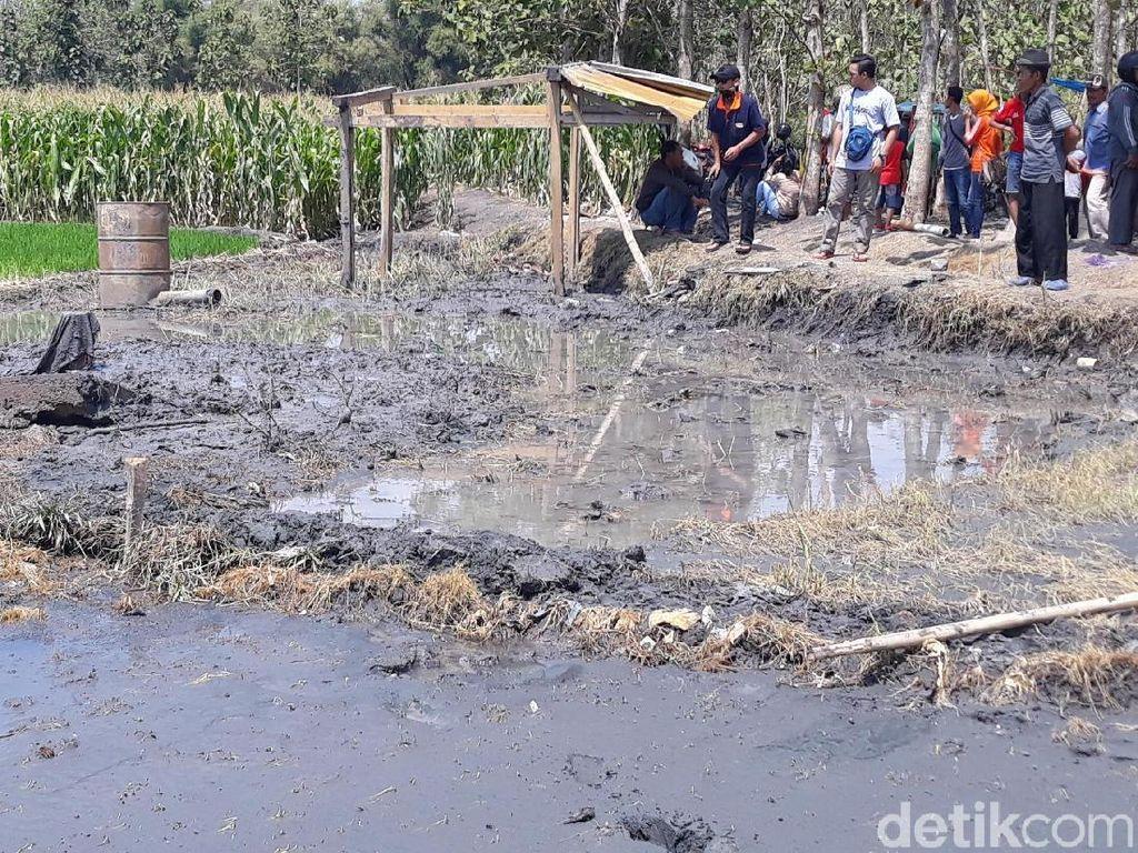 Sumur di Ngawi Berhenti Menyembur, Pemilik akan Gali Lagi