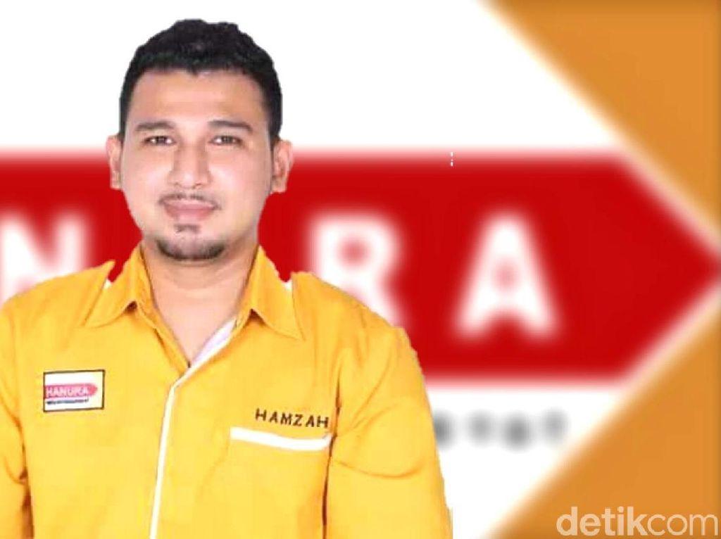 Nama Raib dari DCS Bacaleg, Sekretaris Hanura Sukabumi Meradang