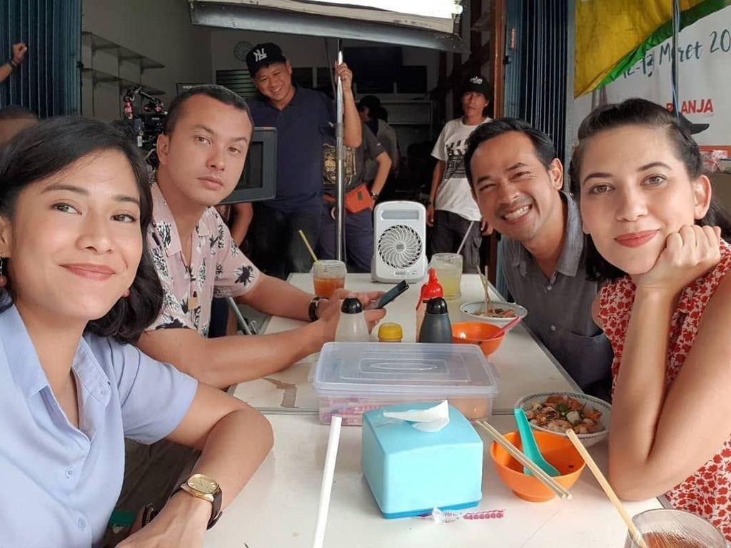 Main Film Tentang Kuliner, Nicholas Saputra Mendadak Jadi Foodies