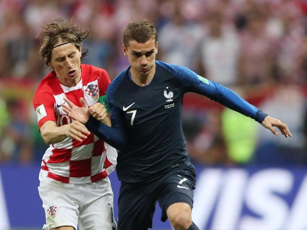 Cuma Pemain Prancis atau Modric yang Pantas Menangi Ballon dOr