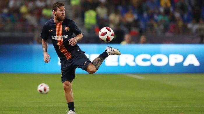 Barcelona cuma sampai perempatfinal di tiga musim terakhir Liga Champions. (Foto: Sergio Perez/Reuters)