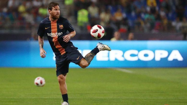 Messi Gerah Barca Tiga Musim Terakhir Mentok di Perempatfinal Liga Champions