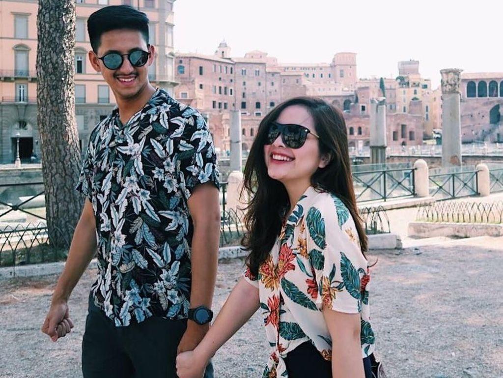 Inspirasi Gaya Bulan Madu Keliling Eropa Ala Tasya Kamila & Randi Bachtiar