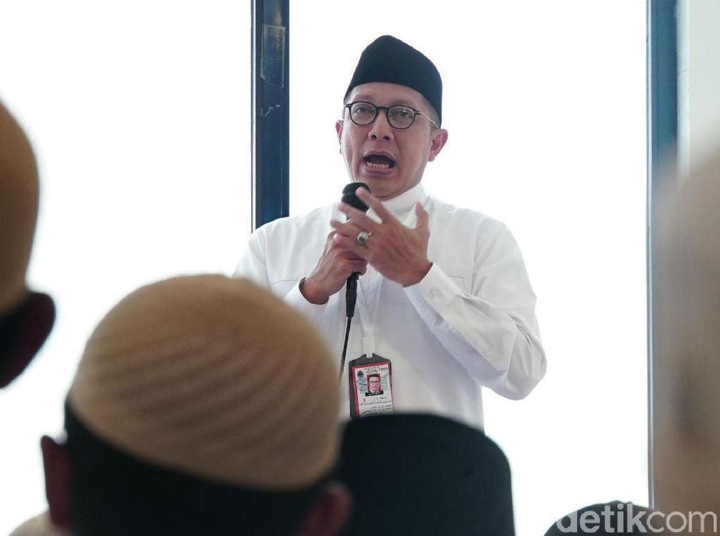 Kunjungi Pemondokan Haji di Mekah Dadakan, Menag: Sesuai Harapan