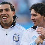 Gokil! Tevez Mau Duetkan Ronaldo-Messi dalam Satu Tim