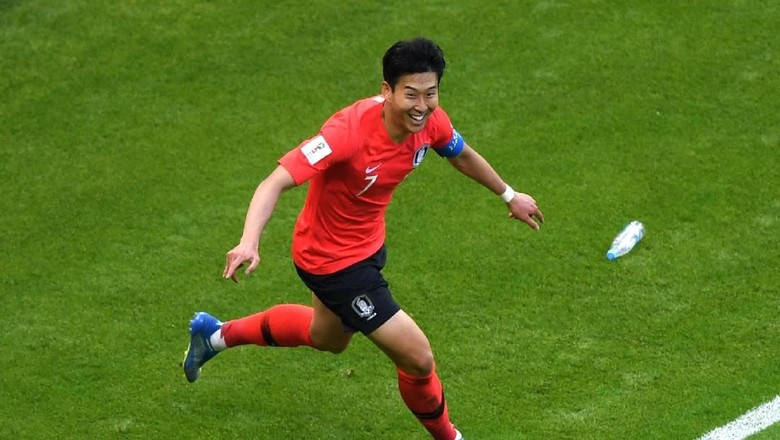 Image result for Son Heung-min