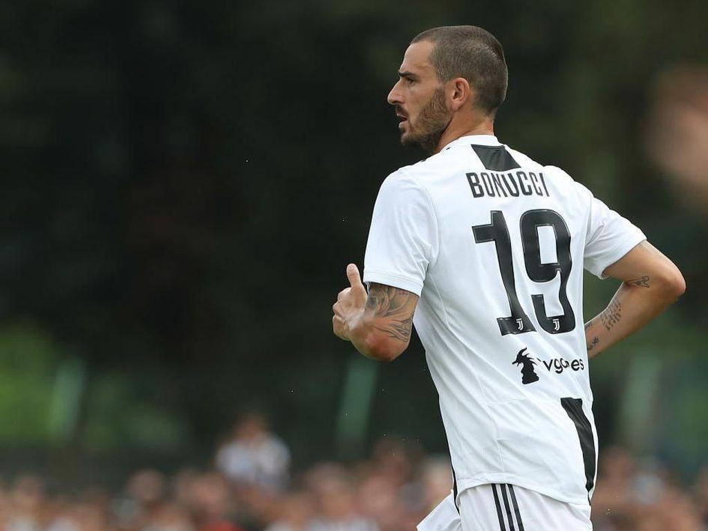 Juventus Fokus Penuh ke MU, Lalu Baru Pikirkan Milan