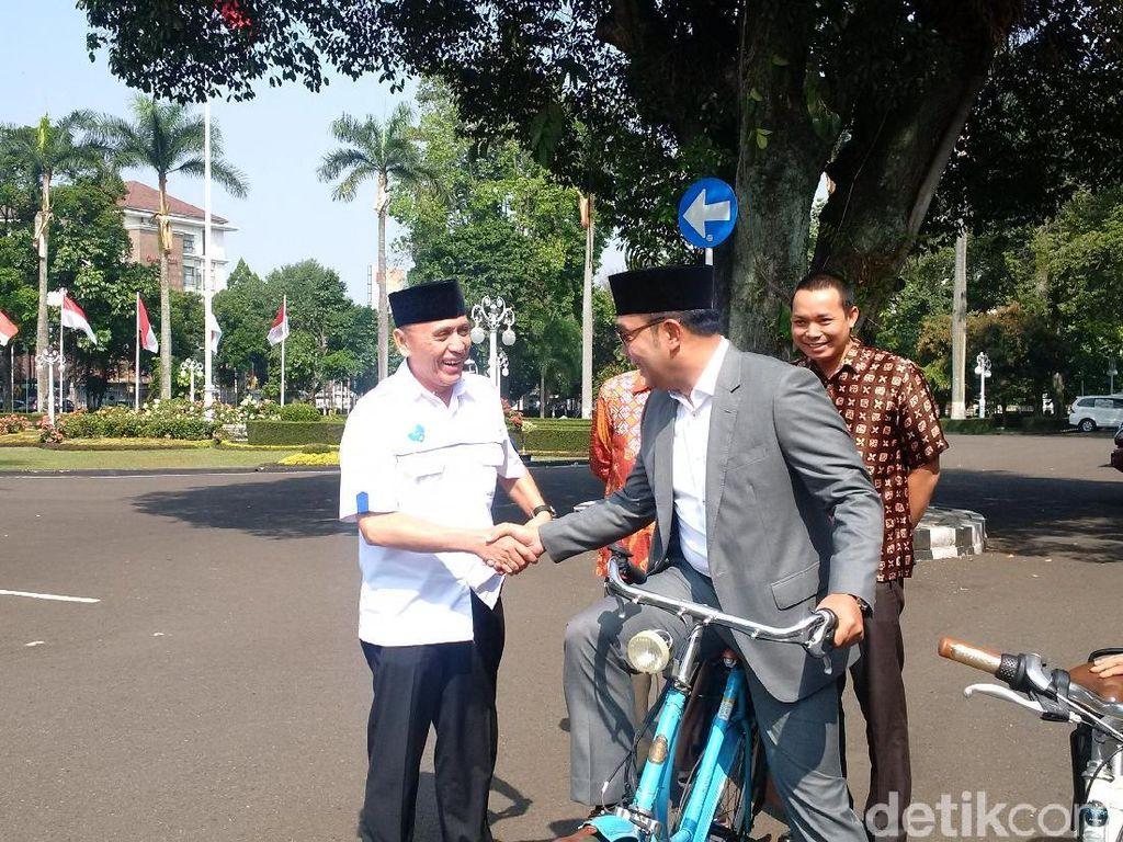 Ridwan Kamil Ditabrak Pemotor: Saya Sempat Dimaki