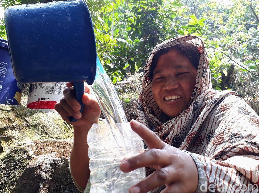Menteri PUPR Sebut Pulau Jawa Kritis Air Bersih