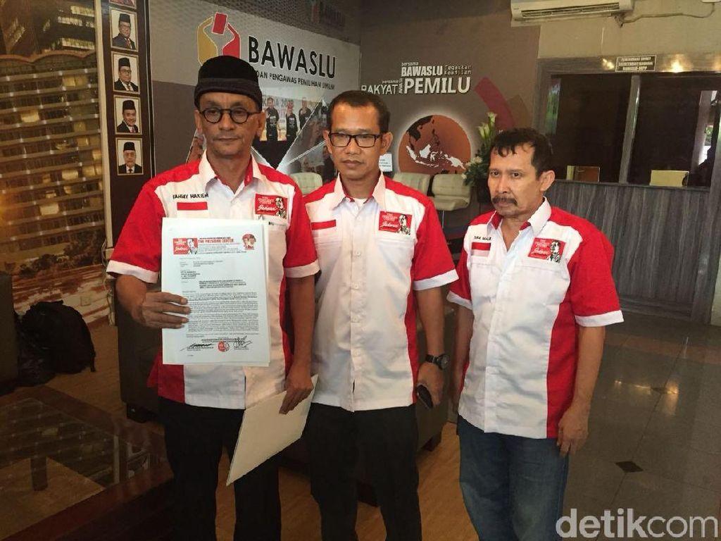 Relawan Jokowi Laporkan Sandiaga ke Bawaslu soal Tudingan Rp 500 M