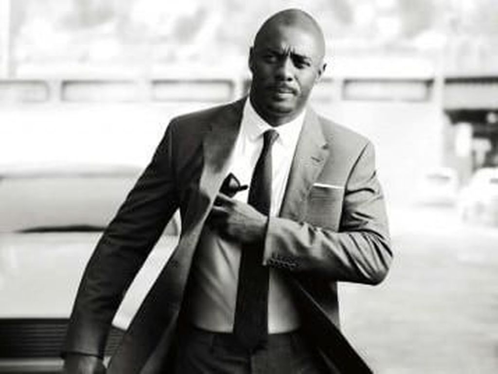 Positif Corona, Idris Elba: Ini Serius Ayo Cuci Tangan