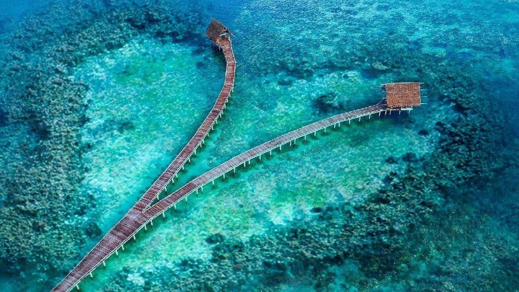Foto: Pulau Pribadi Terbaik di Dunia, Ada dari Indonesia