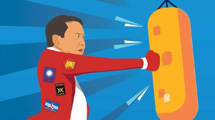 Prabowo Belum Menyerah