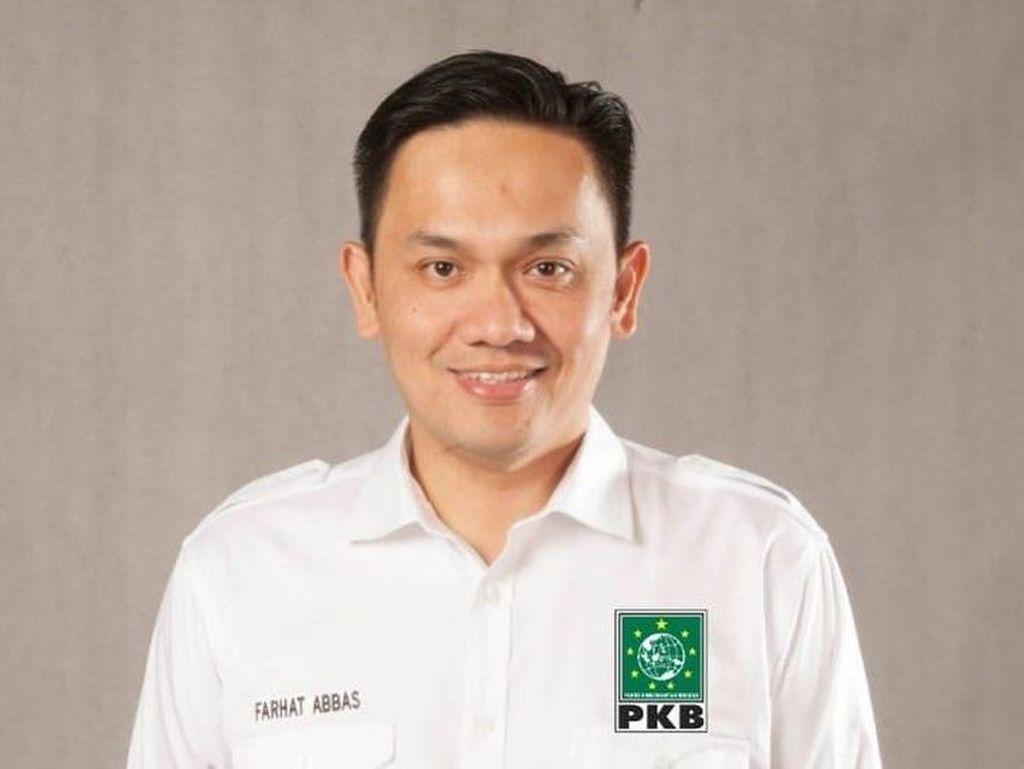 Jadi Jubir Jokowi, Farhat Abbas Bikin Heboh