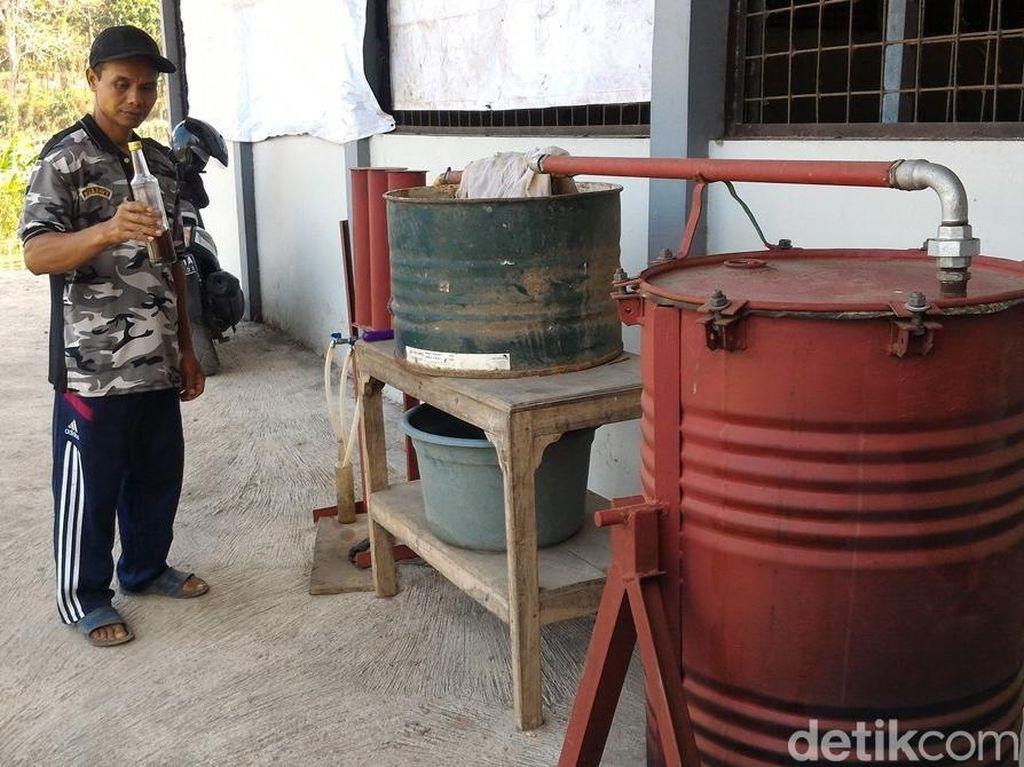 Di Boyolali, Sampah Plastik Diubah Menjadi BBM