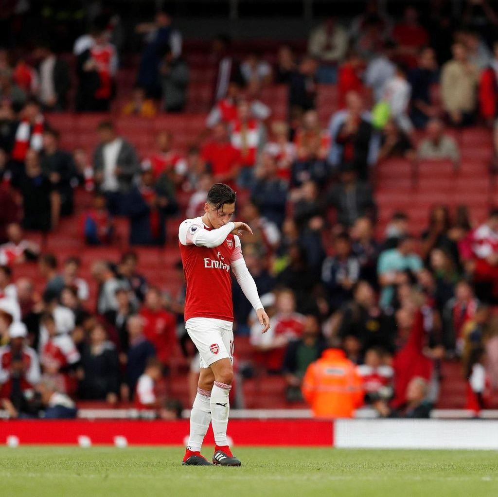 Kuatkan Mentalmu, Arsenal!