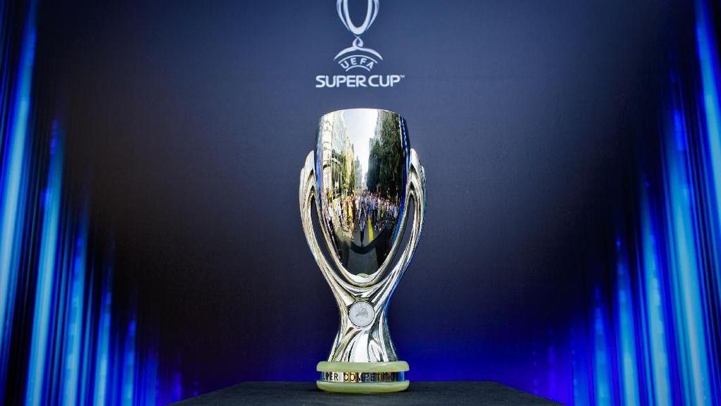 10 Klub Terakhir Peraih Piala Super Eropa