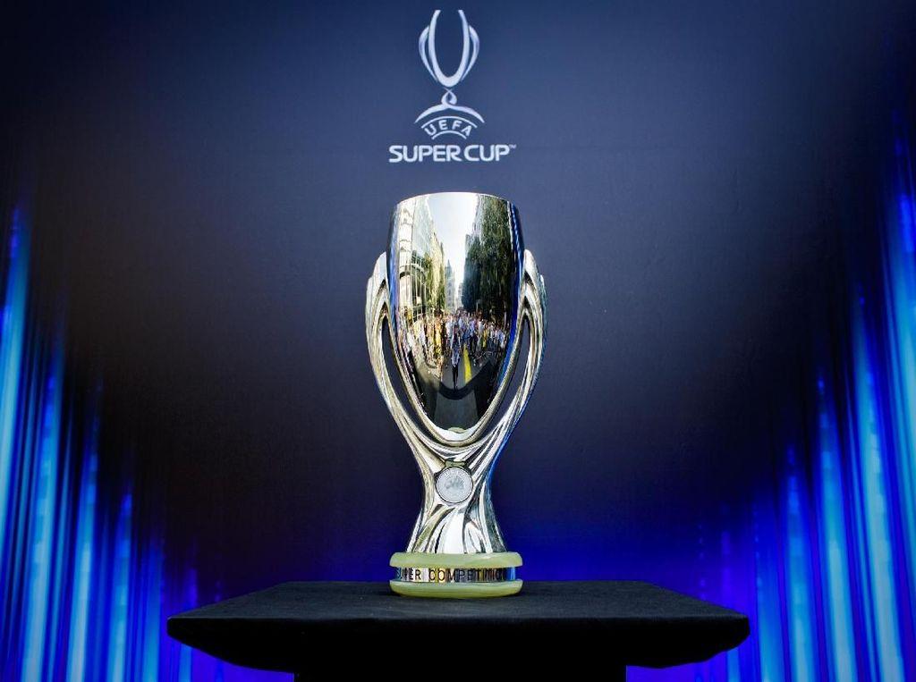 Liverpool vs Chelsea di Piala Super Eropa 2019