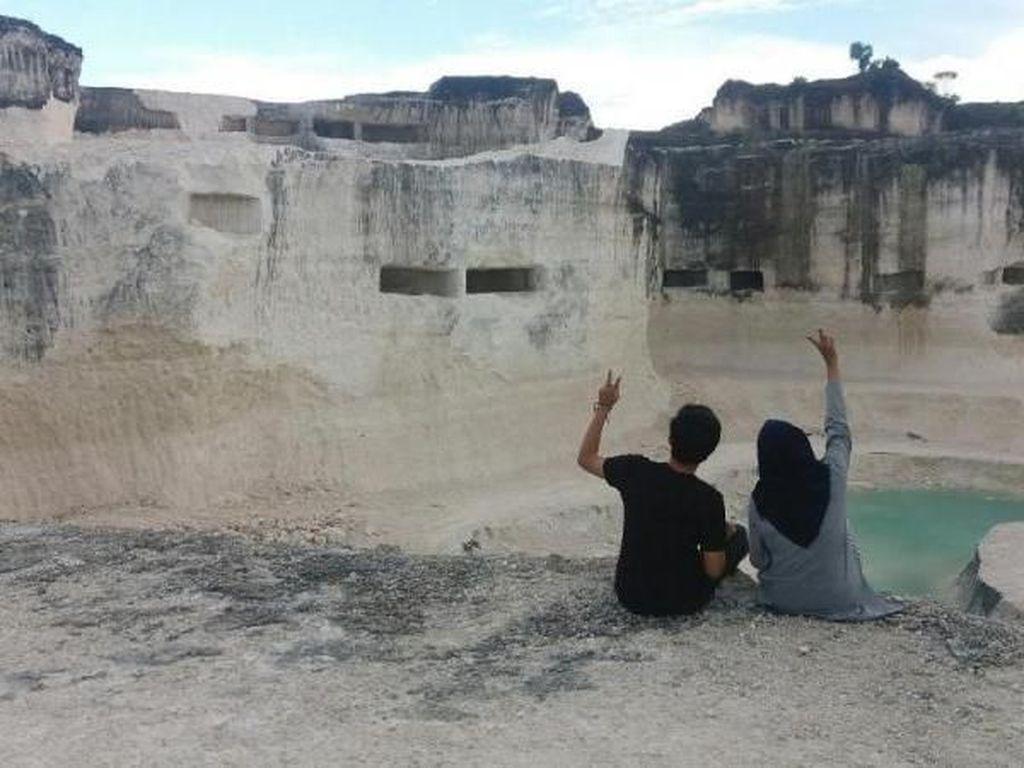 Bikin Iri Followers, Lewat Keindahan Bukit Jaddih Madura