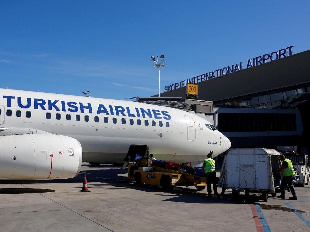 Kasus Corona Turun, Turki Akan Buka Penerbangan Lagi
