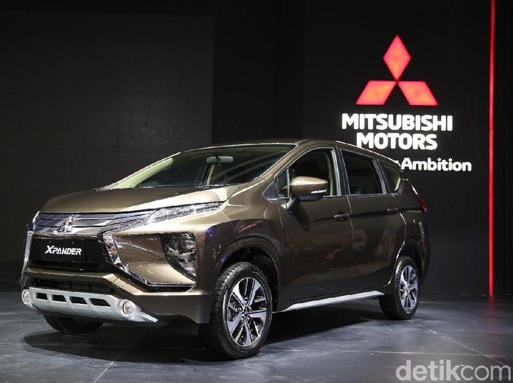 Berkat Xpander, Konsumen Hijrah dari Merek Lain ke Mitsubishi