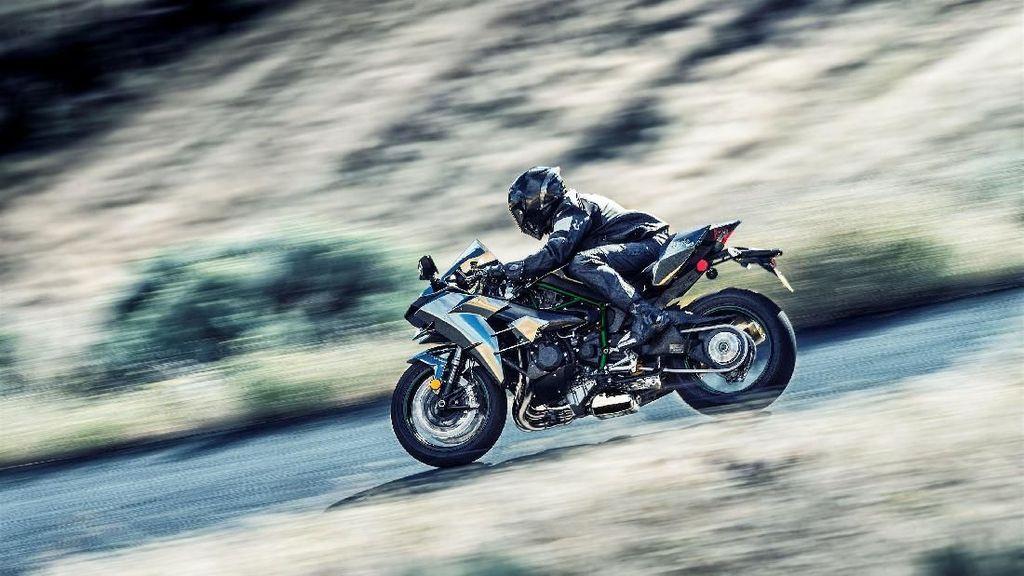 Kawasaki H2 Ada yang Terbaru, Tenaganya Lebih Liar!