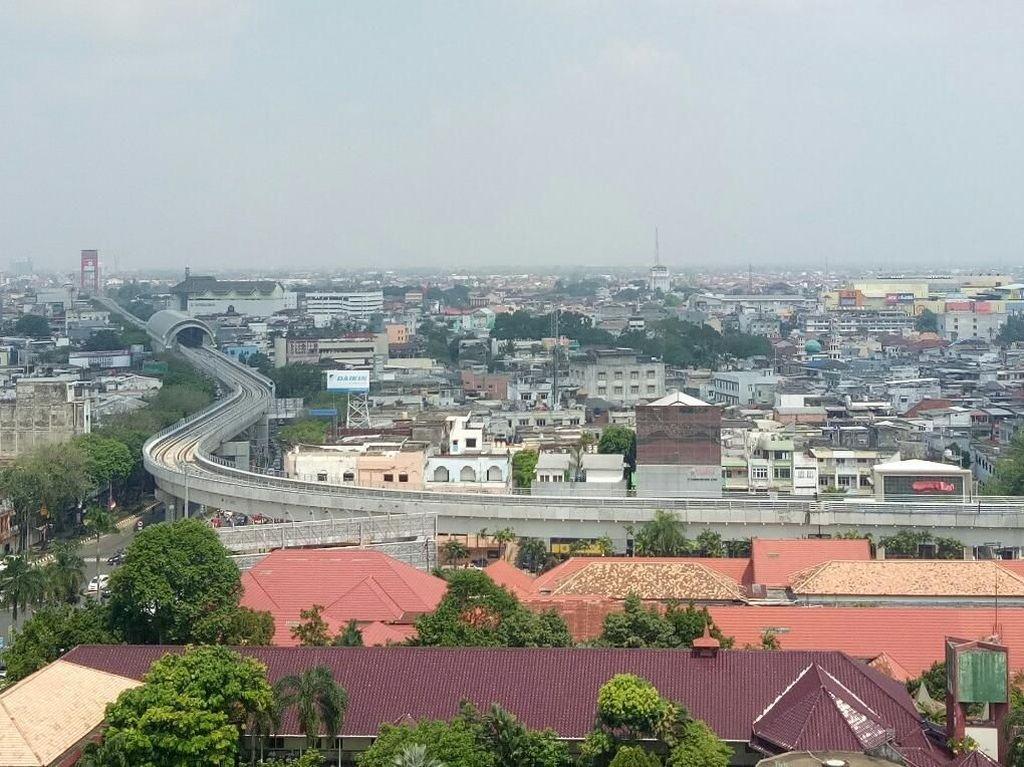 LRT Palembang 3 Kali Mogok, Polisi Selidiki Kemungkinan Sabotase