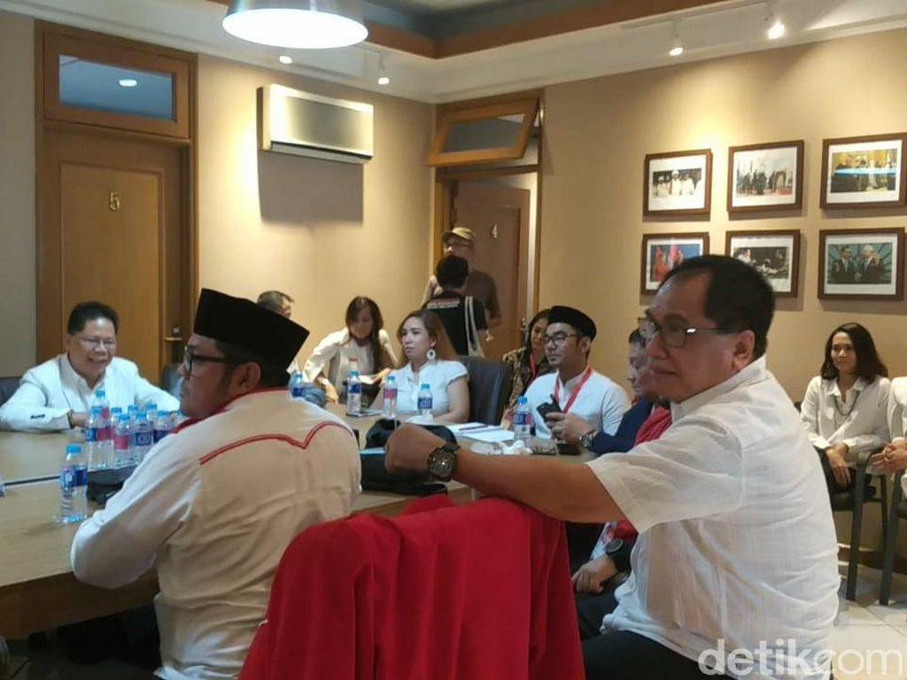 Koalisi Indonesia Kerja Kembali Gelar Pembekalan Jubir Jokowi-Maruf
