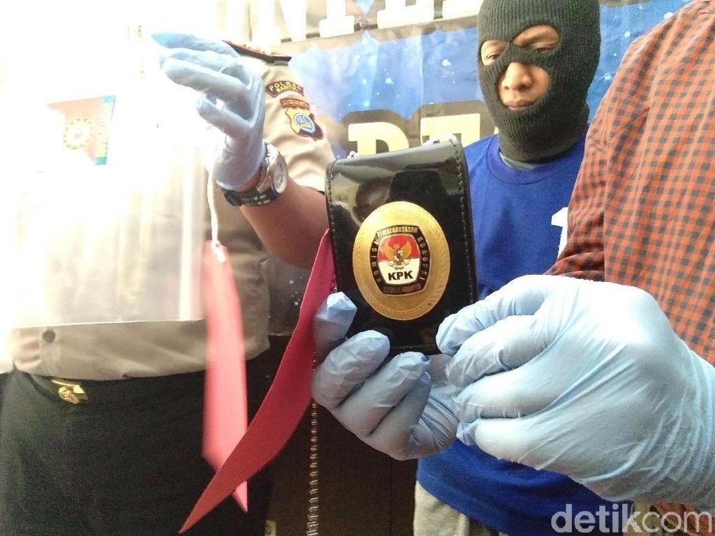 Anggota KPK Gadungan di Bantul Mengaku Direkrut oleh Alwi