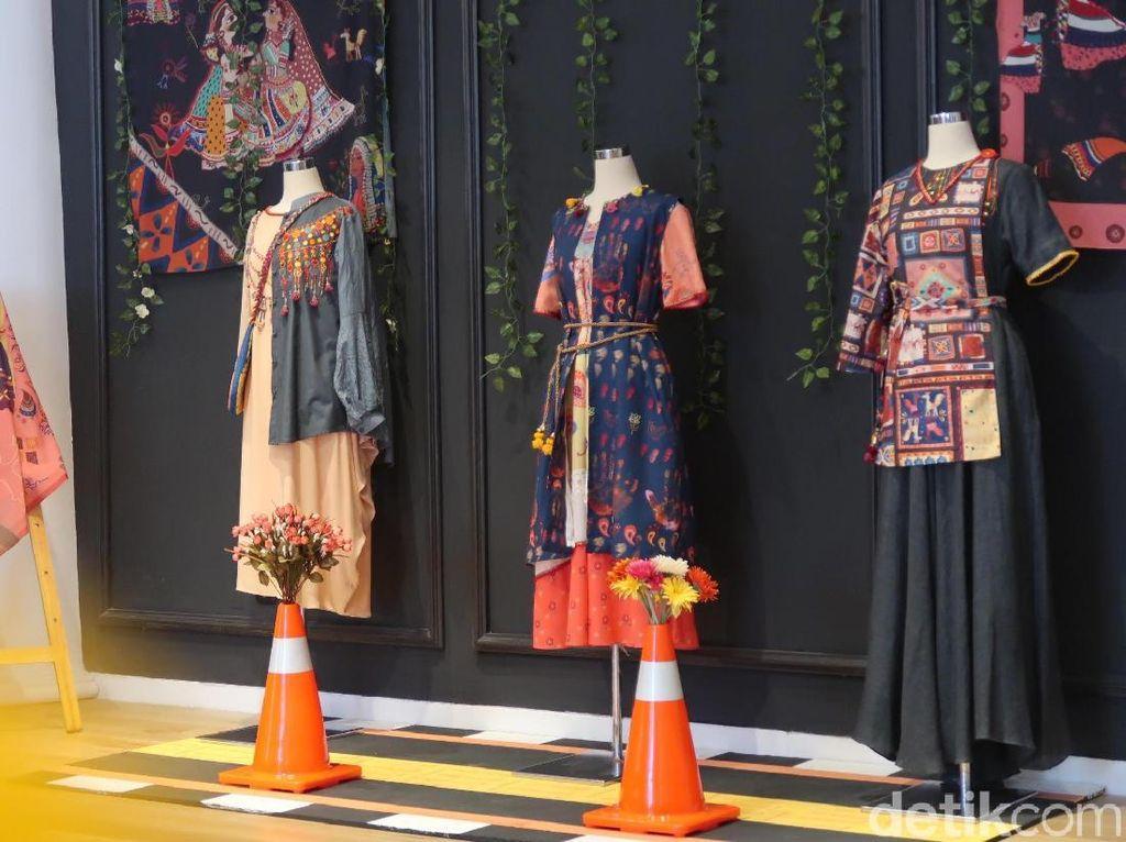 Mel Ahyar Bawa Wanita Nepal dan India di Koleksi Terbaru Happa