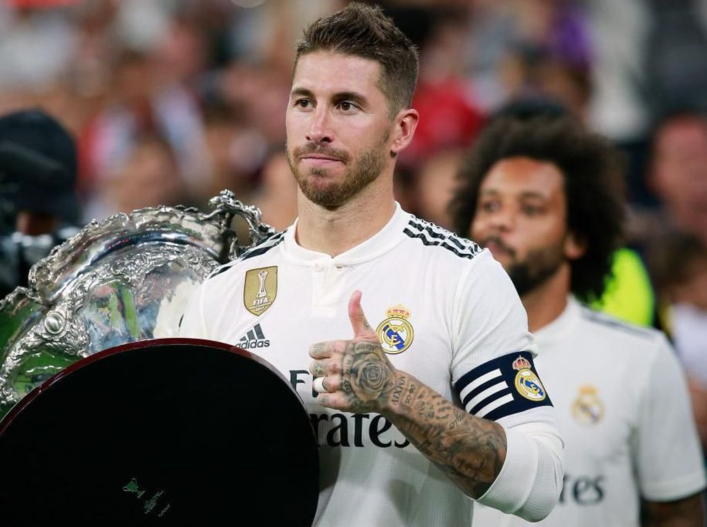 Ini 20 Kandidat Bek Terbaik Tim FIFA FIFPro 2018