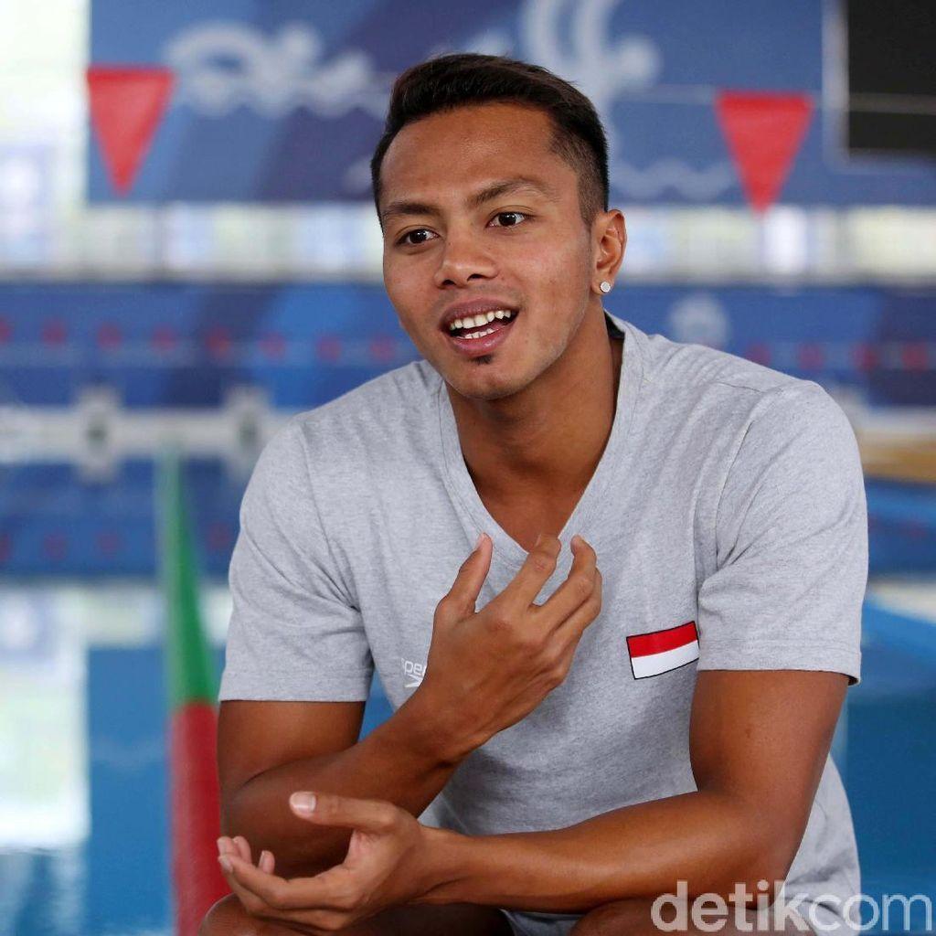 Siman Besok Tanding, Takkan Nonton Pembukaan Asian Games Sampai Habis