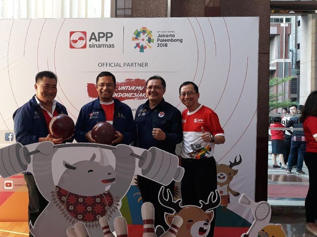 APP Sinar Mas Bangun Venue Bowling Terbaik untuk Sambut Asian Games 2018