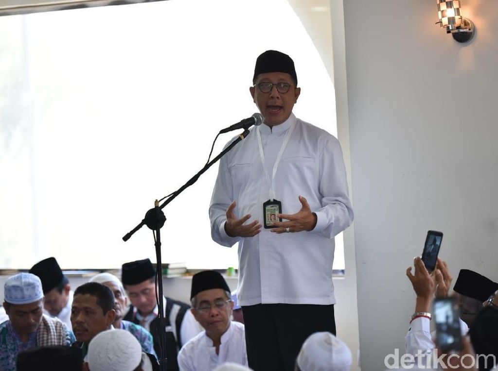 Hari Ke-2 Lempar Jamrah, Jumlah Jemaah Haji Dirawat Turun Drastis