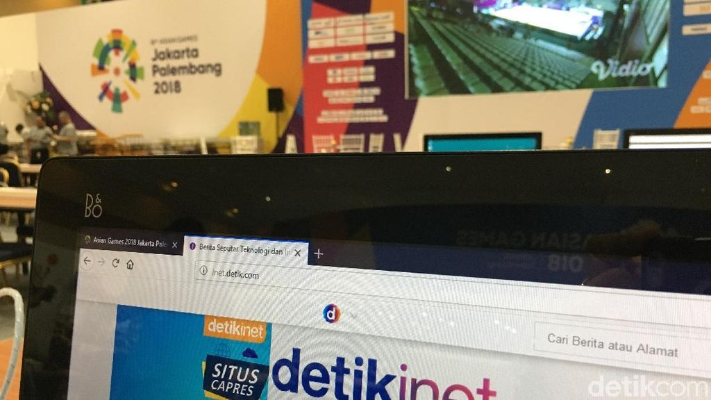 Cara Telkomsel Cegah Internet Lemot di Asian Games 2018
